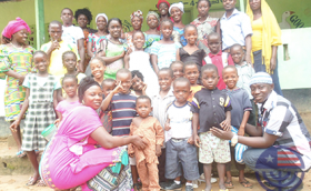Children and Orphans of MOWCF