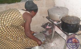 Preparing a Shabbat Meal