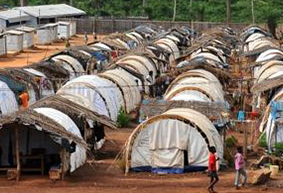 refugee camp ivory coast