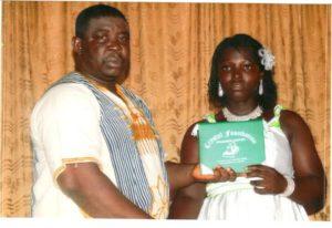 Serena Graduation